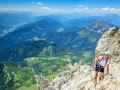 Am Ramsauer Klettersteig