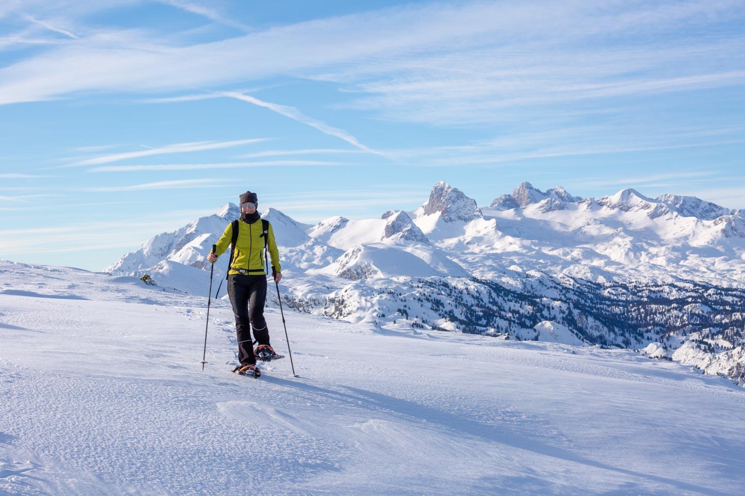 Schneeschuhwandern am Stoderzinken